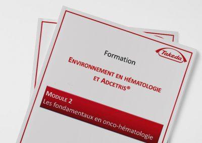 Formations Environnement et Hématologie